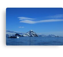 Picture Perfect World Canvas Print