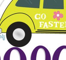 Zoooom! Sticker