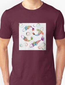Peaceful Kois T-Shirt