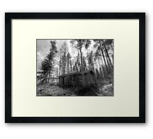 Shack Framed Print