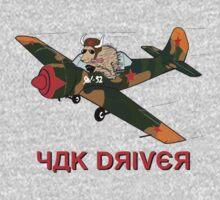 Yak Driver (for SE-LVH) by evanyates