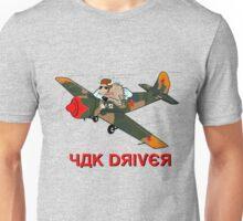 Yak Driver (for SE-LVH) Unisex T-Shirt