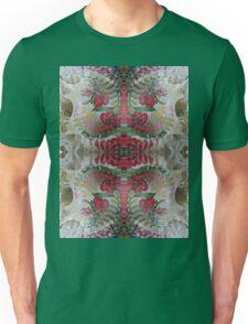Flower kiss Unisex T-Shirt