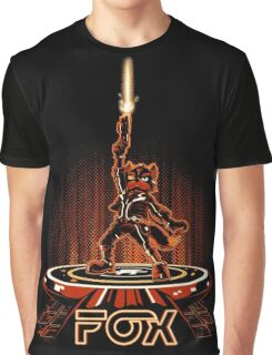 FOXTRON Graphic T-Shirt