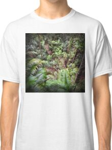 Beautiful rainforest plants Classic T-Shirt