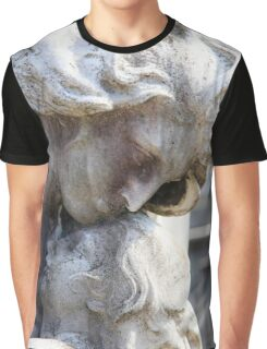 Monumental Cemetery of Staglieno, Genoa, Italy Graphic T-Shirt