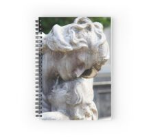 Monumental Cemetery of Staglieno, Genoa, Italy Spiral Notebook