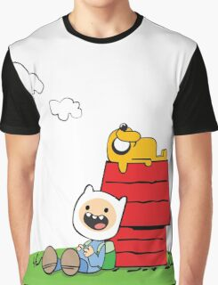 Peanuts time Graphic T-Shirt