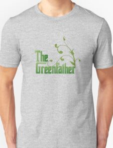 The Greenfather: Environmental Parody Unisex T-Shirt