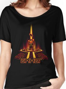 EMMETRON (Awesome Variant) Women's Relaxed Fit T-Shirt