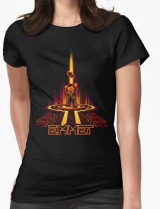EMMETRON (Awesome Variant) Womens Fitted T-Shirt