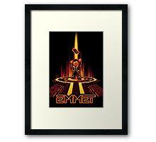 EMMETRON (Awesome Variant) Framed Print