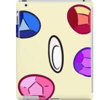Crystal Gems gems iPad Case/Skin