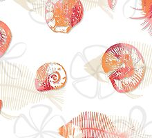 Fish Fossiles by DreaMground