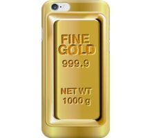 Gold Bullion iPhone 5 Case / iPhone 4 Case  iPhone Case/Skin