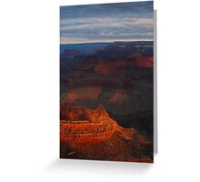 Grand Canyon National Park * Arizona  * Photography Greeting Card
