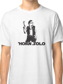 Horn Solo T-Shirt Classic T-Shirt