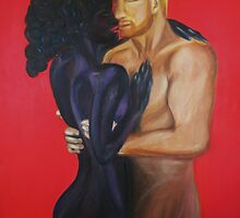 My Black Magic Woman - Interracial Lovers Series by Yesi Casanova