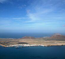 La Graciosa, Canary Islands by Rosie Connor
