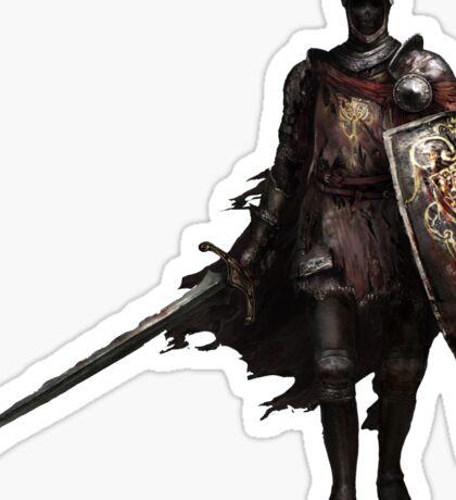 Balder Knight Sticker