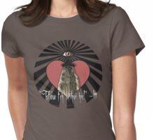I Love Itt!  Womens Fitted T-Shirt
