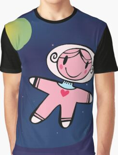 Space Baby Graphic T-Shirt