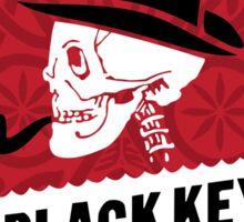 Black Keys Sticker