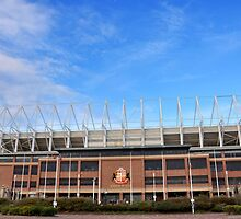 Stadium of Light by Maria Elders