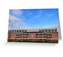 Stadium of Light Greeting Card