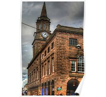 The Buttermarket Poster