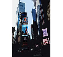 New York Times Square Photographic Print