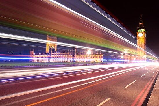 London - Westminster Bridge by rsangsterkelly