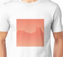 Sunset at the Buttes Unisex T-Shirt