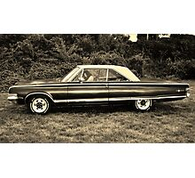 Mopar Cruiser Photographic Print