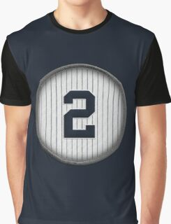 2 - The Captain Graphic T-Shirt