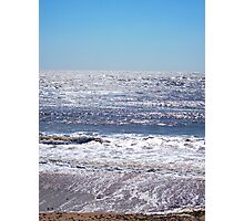 Water - As Far As The Eye Can See! Photographic Print