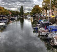 Holland..The City of Den Briel .. by John44