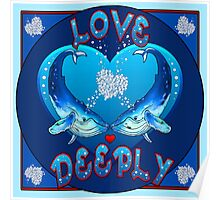 Love Deeply  Poster