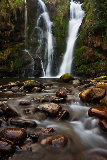 Posforth Ghyll, Bolton Abbey, , Yorkshire Dales by Jim Round