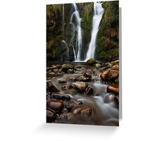 Posforth Ghyll, Bolton Abbey, , Yorkshire Dales Greeting Card