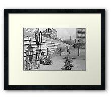 Germany: Berlin.1967 East Dean, Sussex, Vienna 1969 Framed Print