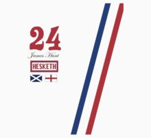Hesketh Racing James Hunt 24 formula 1 by councilgrove