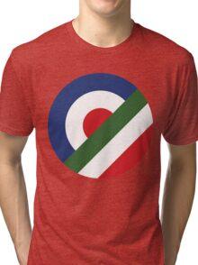 Colors of mod Tri-blend T-Shirt