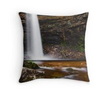 Hardraw Force, Yorkshire Dales Throw Pillow