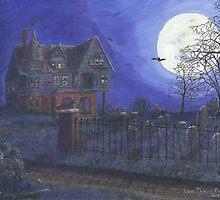 Haunted House by Lori Theim-Busch
