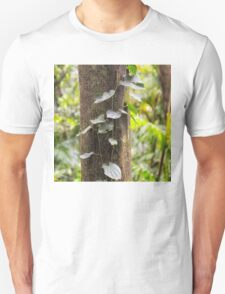 Beautiful rainforest vine on a tree T-Shirt