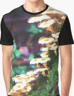 Toadstool Hill Graphic T-Shirt