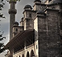 The New Mosque, Istanbul by Raftman