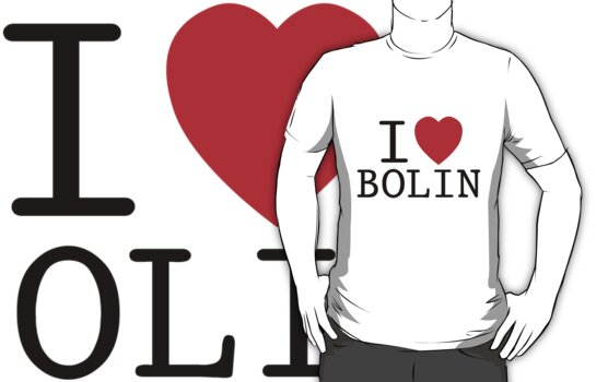 I <3 BOLIN by SpazzyFanGirl