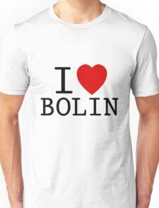 I <3 BOLIN Unisex T-Shirt